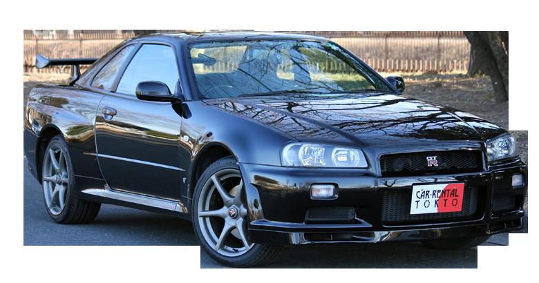 SKYLINE GT-R(R34)